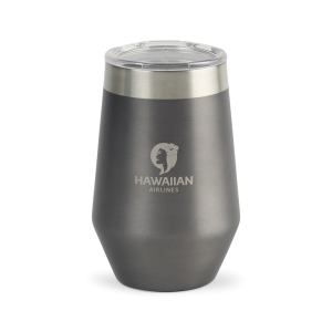 Aviana™ Vine Double Wall Stainless Wine Tumbler - 12 Oz.
